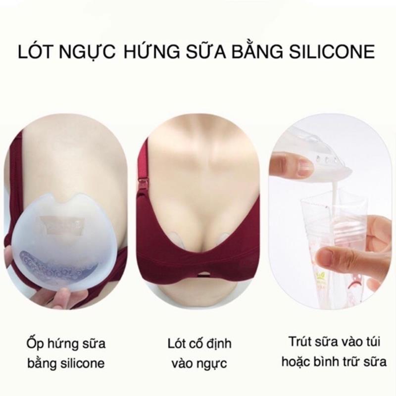 Bán buôn Lót ngực hứng sữa Silicon Babuu giá sỉ - tongkhothienan.com