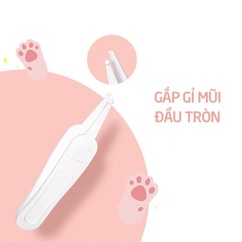 Bán buôn Bộ cắt móng tay cho bé hình viên kẹo giá sỉ - tongkhothienan.com