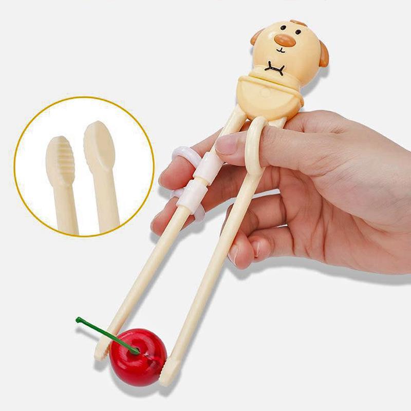 Bán buôn Đũa tập gắp cho bé xỏ ngón Litter Bee giá sỉ - tongkhothienan.com