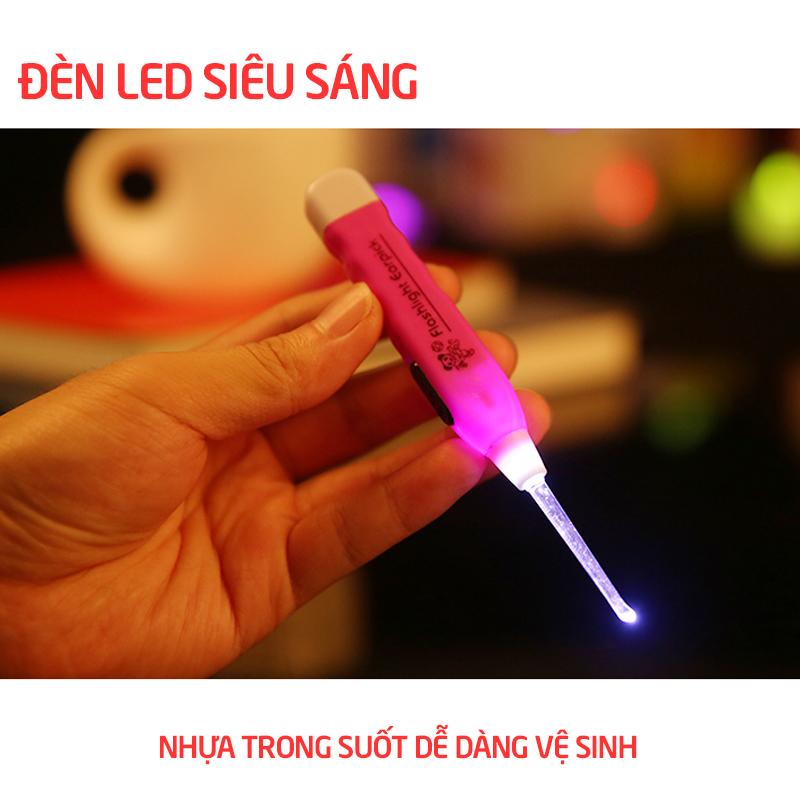 Bán buôn Lấy ráy tai có đèn cho bé giá sỉ - tongkhothienan.com