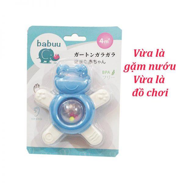 Bán buôn Gặm nướu cho bé xúc xắc Babuu giá sỉ - tongkhothienan.com