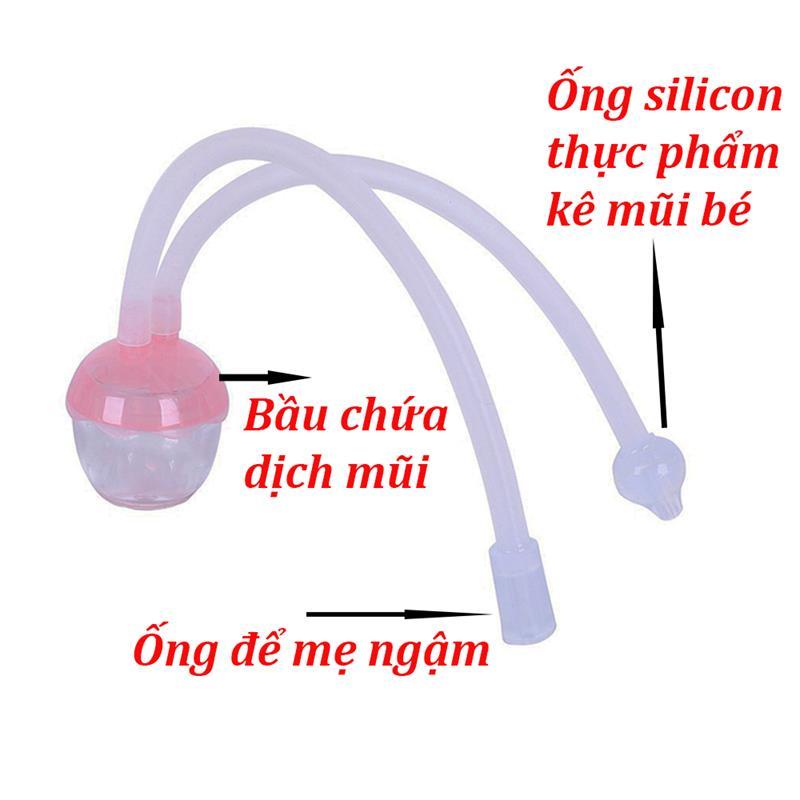 Bán buôn Dụng cụ hút mũi cho bé Babuu giá sỉ - tongkhothienan.com