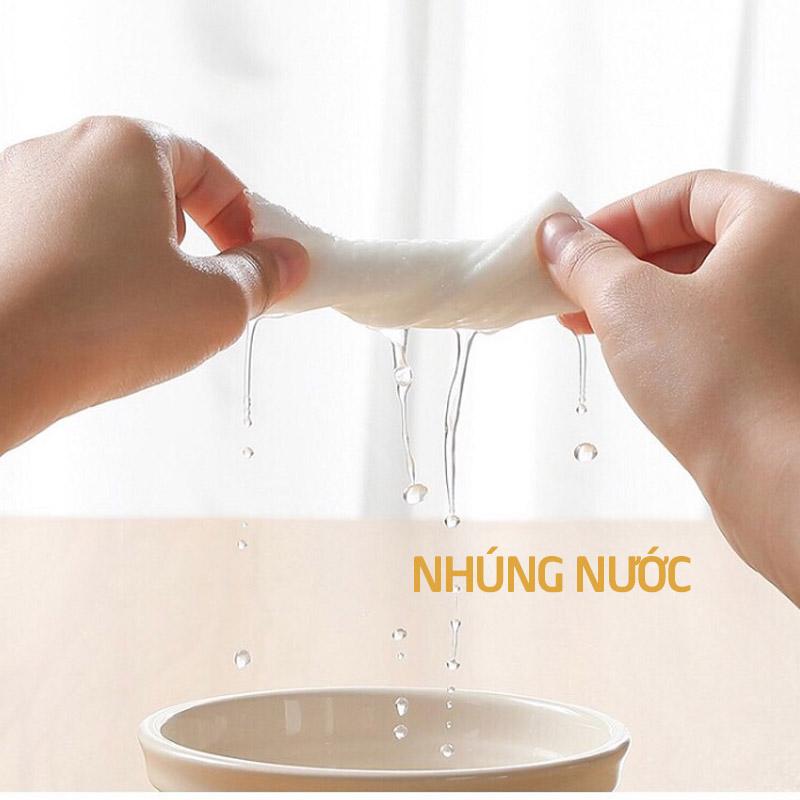 Bán buôn Khăn vải khô đa năng Hiền Trang - tongkhothienan.com