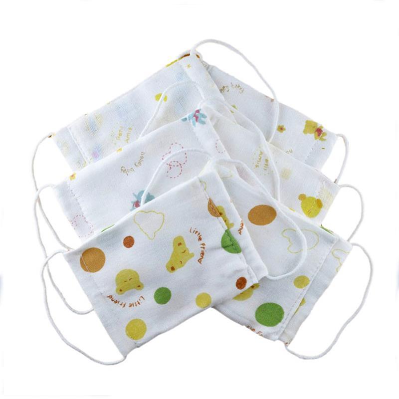 Bán buôn Khẩu trang cho bé vải xô giá sỉ - tongkhothienan.com