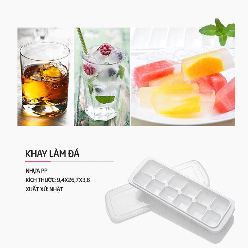 Bán buôn Khay làm đá Ice Tray Nhật Bản giá sỉ - tongkhothienan.com