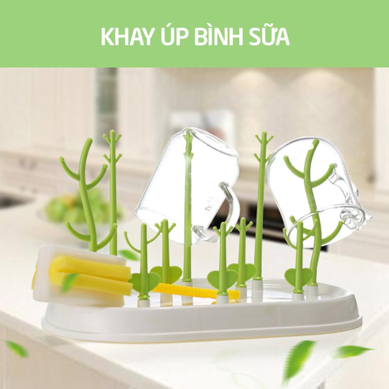 Bán buôn Khay úp bình sữa giá sỉ - tongkhothienan.com