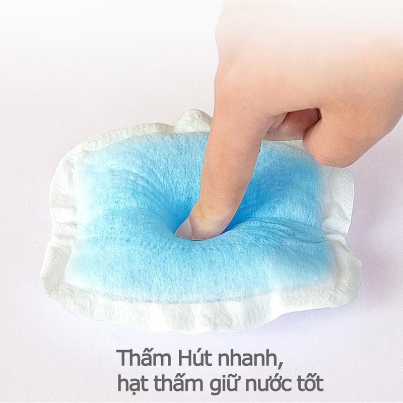 Bán buôn Miếng lót thấm sữa Babuu Hộp 108 miếng giá sỉ - tongkhothienan.com