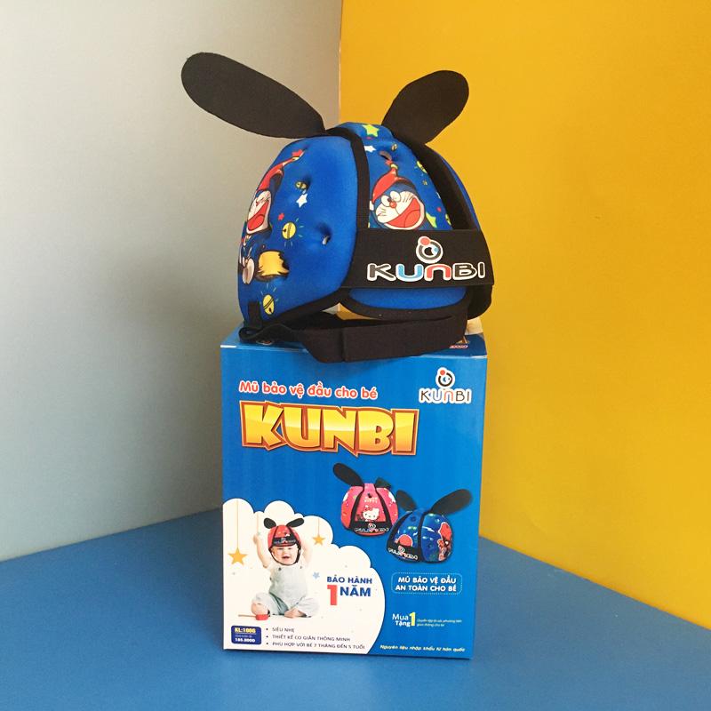 Bán buôn Mũ bảo hiểm cho bé Kunbi - tongkhothienan.com