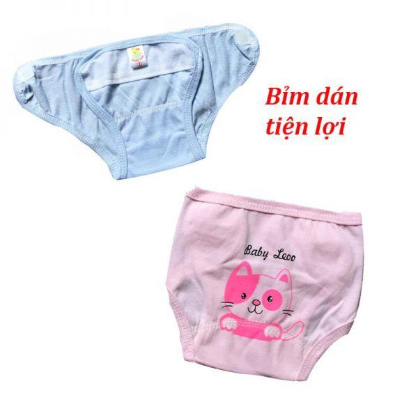 Bán buôn Quần đóng bỉm vải dán Baby Leo giá sỉ - tongkhothienan.com