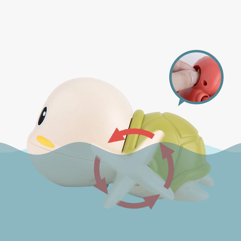 Bán buôn Rùa bơi dây cót giá sỉ - tongkhothienan.com