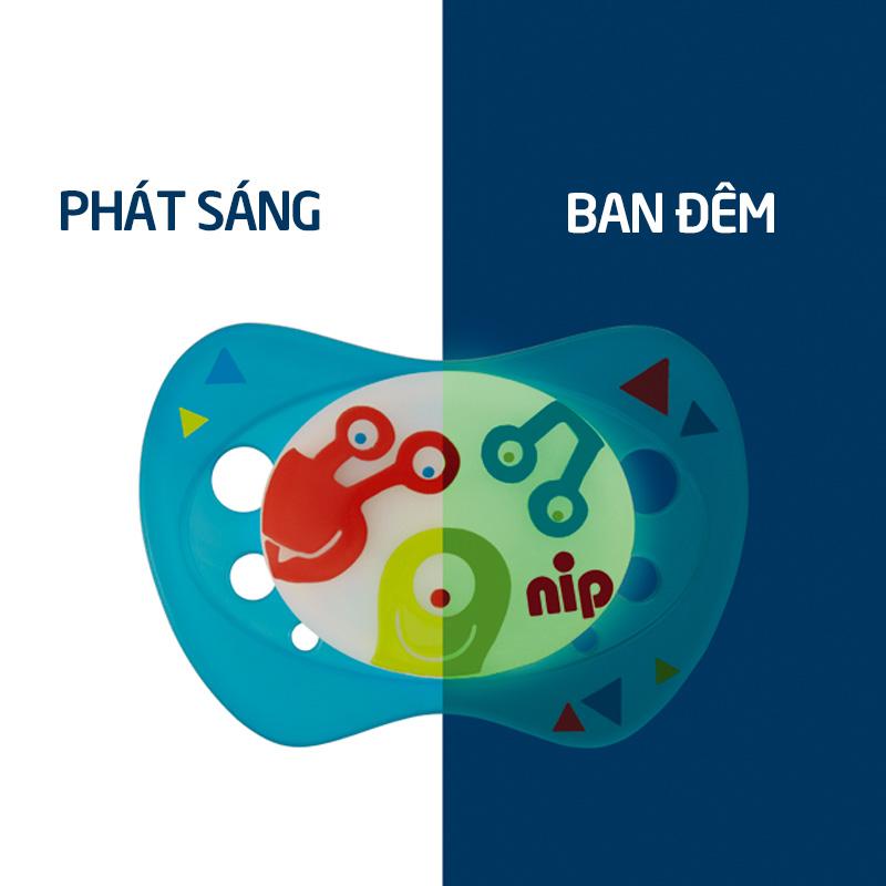 Bán buôn Vỷ 2 Ti ngậm phát sáng Nip giá sỉ - tongkhothienan.com