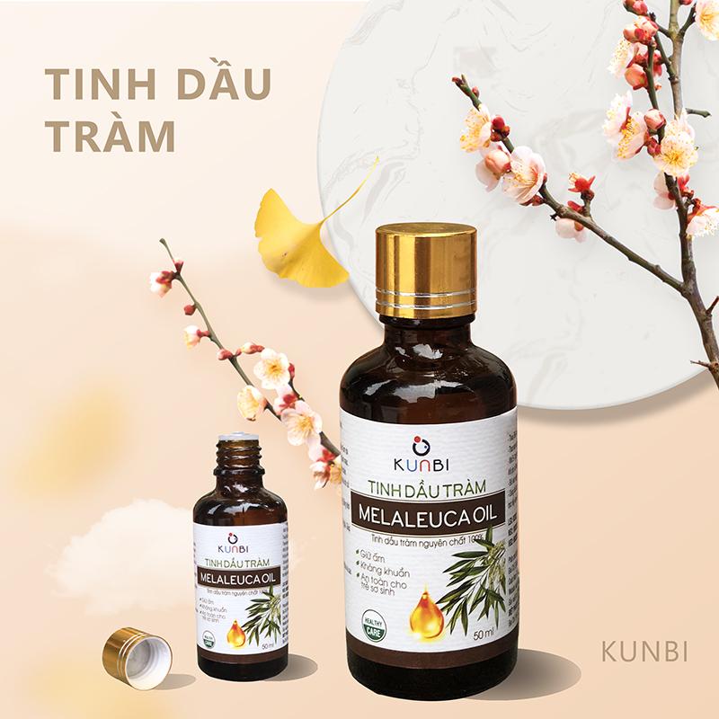Bán buôn Tinh dầu tràm Kunbi giá sỉ - tongkhothienan.com