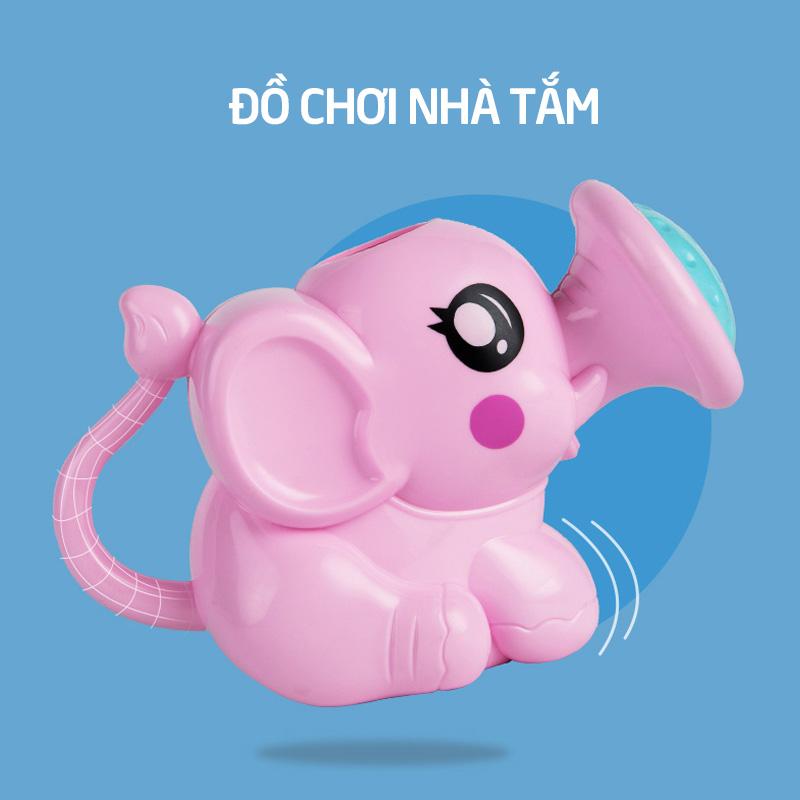 Bán buôn Đồ chơi nhà tắm voi phun nước giá sỉ - tongkhothienan.com