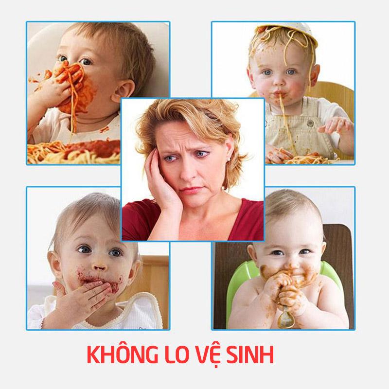 Bán buôn Yếm ăn dặm tháo rời hình thú giá sỉ - tongkhothienan.com