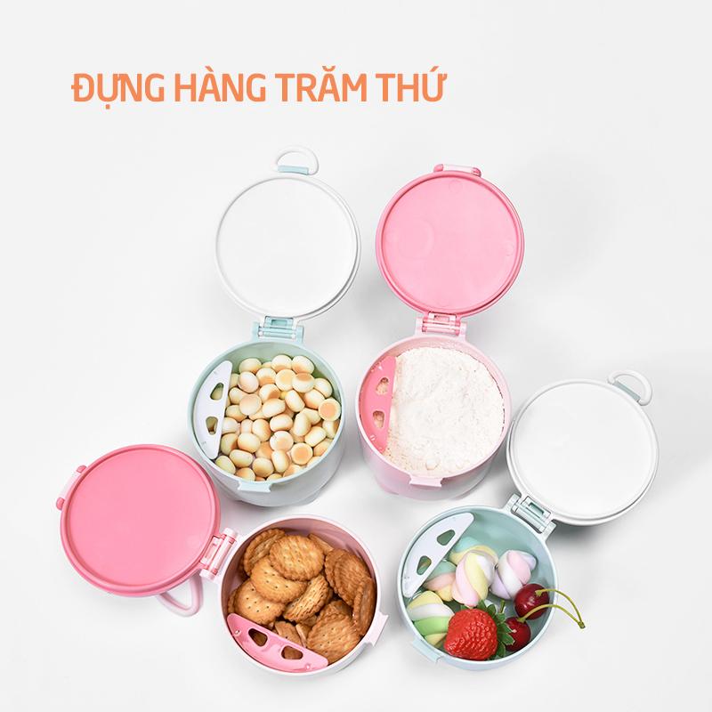Bán buôn Hộp đựng sữa bột cho bé loại to giá sỉ - tongkhothienan.com