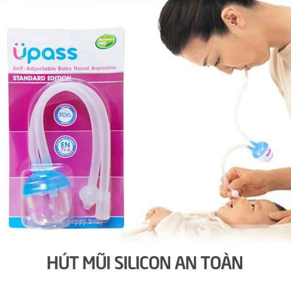 Bán buôn Dụng cụ Hút mũi dây cho bé Upass giá sỉ - tongkhothienan.com