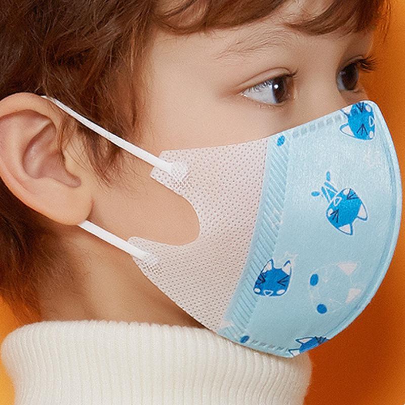 Bán buôn Túi 5 khẩu trang kháng khuẩn cho bé giá sỉ - tongkhothienan.com