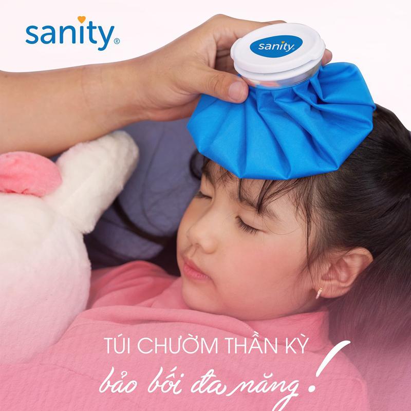 Bán buôn Túi chườm nóng lạnh đa năng Sanity giá sỉ - tongkhothienan.com