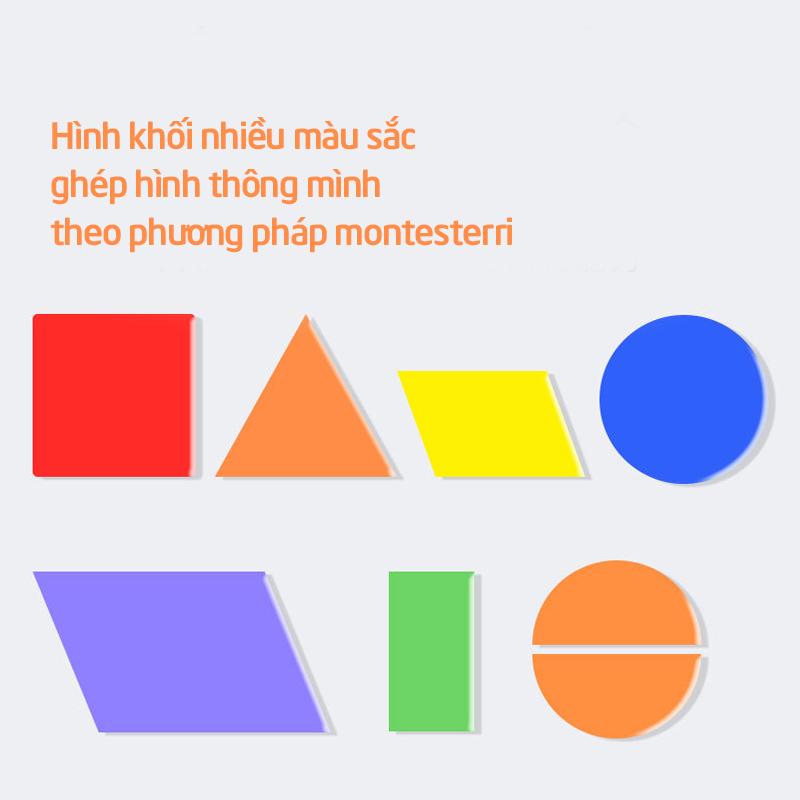 Bán buôn Đồ chơi giáo dục cho bé Montessori giá sỉ - tongkhothienan.com