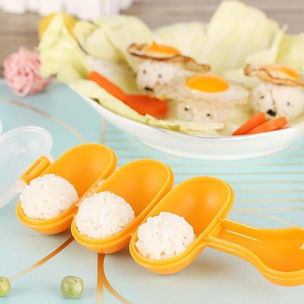 Bán buôn Khuôn lắc cơm cho bé giá sỉ - tongkhothienan.com