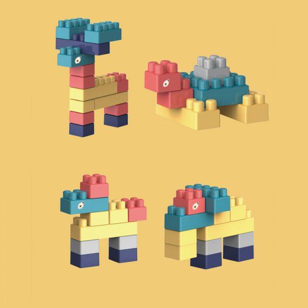 Bộ đồ chơi xếp hình Lego 360 chi tiết - tongkhothienan.com