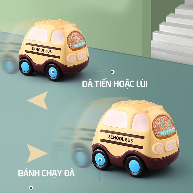 Hộp 4 ô tô đồ chơi cao cấp cho bé - tongkhothienan.com