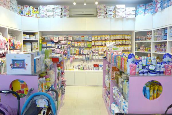 Kinh nghiệm mở cửa hàng mẹ bé - tongkhothienan.com