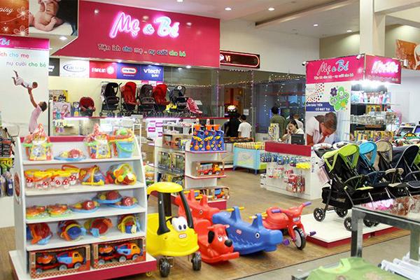 Mở shop mẹ và bé cần bao nhiêu vốn - tongkhothienan.com