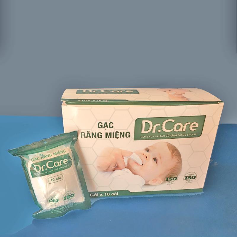 Bán buôn Rơ lưỡi Dr Care hộp to 150c giá sỉ - tongkhothienan.com