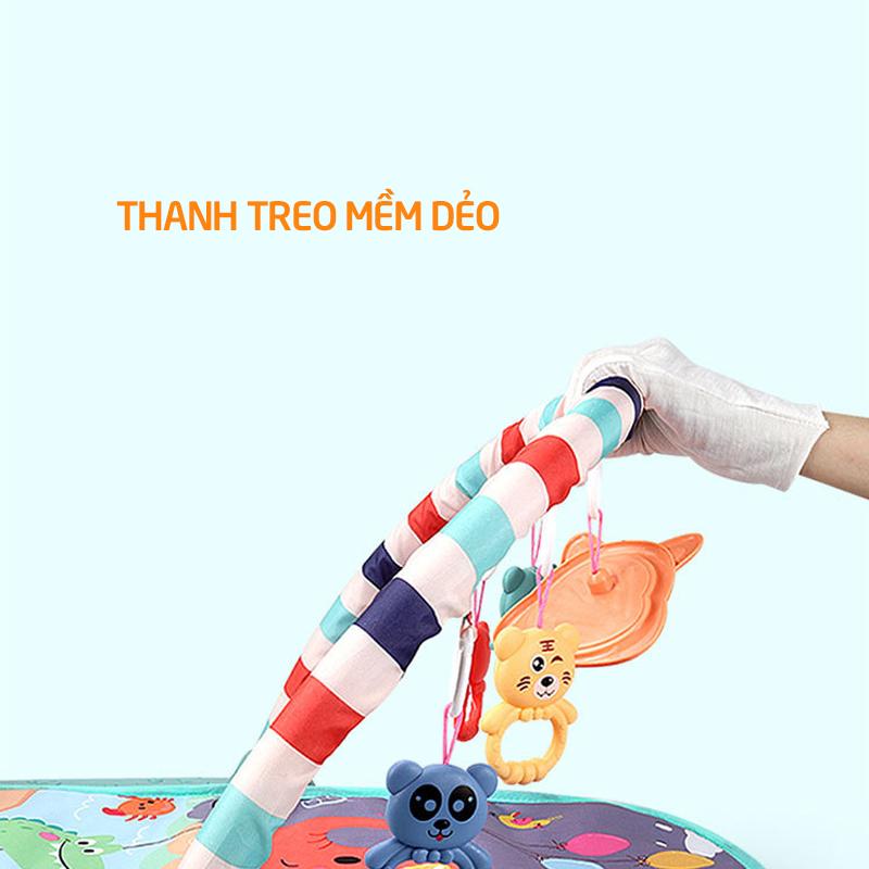 Bán buôn Thảm nhạc cao cấp cho bé chơi Hamornium cho bé - tongkhothienan.com