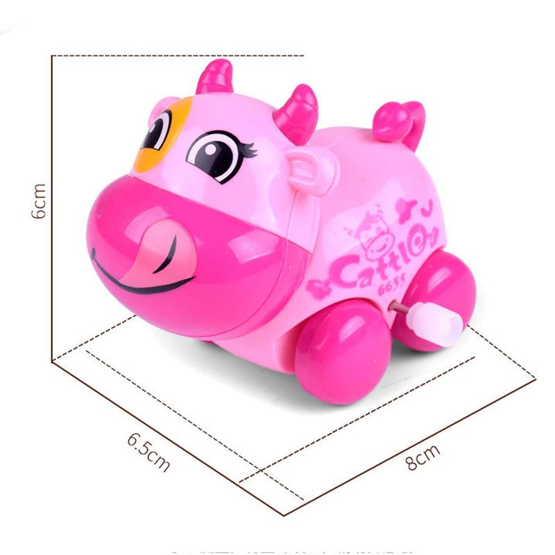 Đồ chơi thú chạy cót đáng yêu - tongkhothienan.com