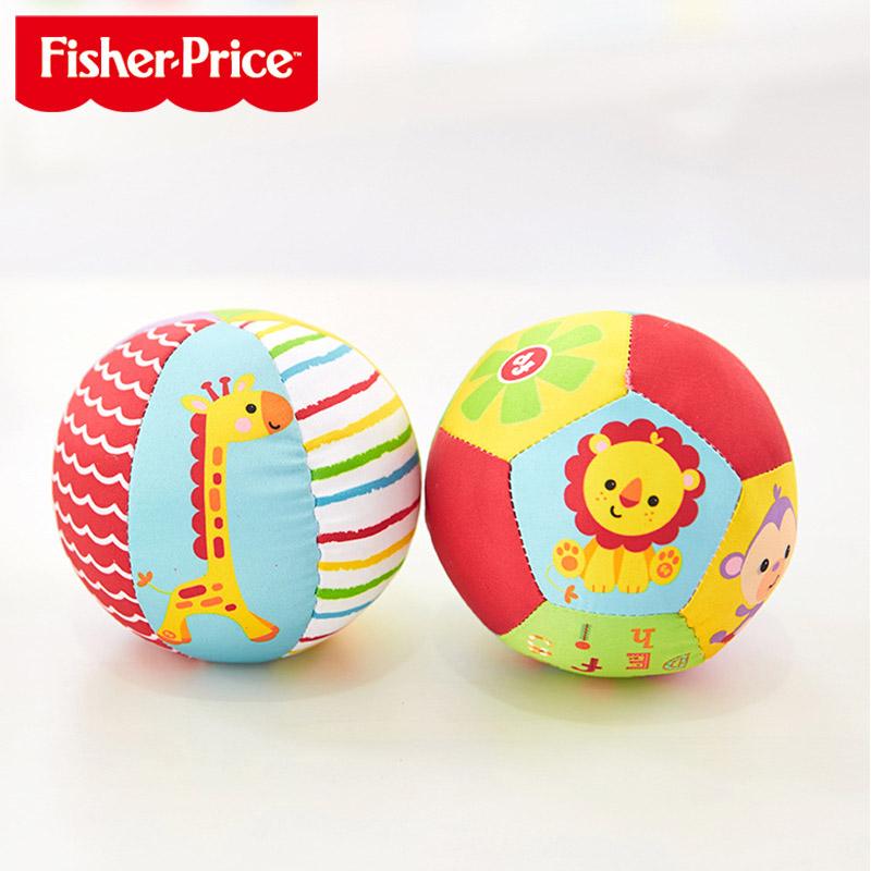 Bán buôn Bóng vải lục lạc cho bé Fisher Price giá sỉ - tongkhothienan.com